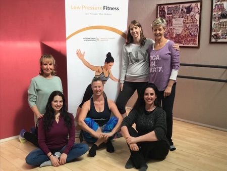 low pressure fitness fpf class